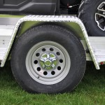 Diamond Tread Fenders