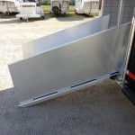 Rear Ramp Side Panels