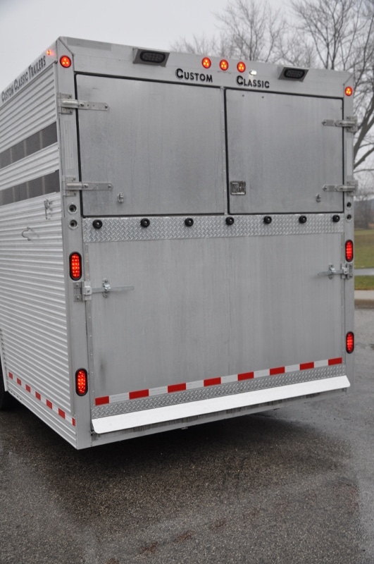 Stock Combo Aluminum Trailers By Custom Classic Trailers