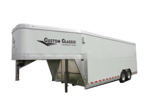 Enclosed Aluminum Trailers