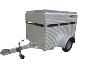 Small Animal Aluminum Trailer